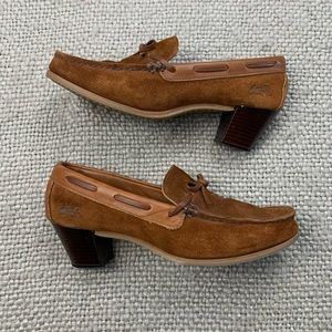 Old Maine trotter shoe